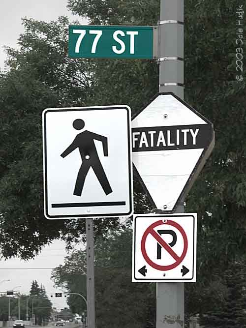 fatality sign