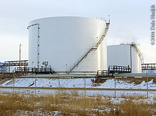Petrochemical Storage
