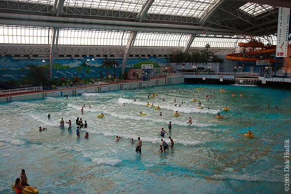 Water Park at West Edmonton Mall